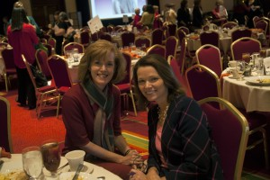 Attendees at IWF Annual Luncheon