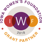 Iowa Women's Foundation 2018 Grant Partner