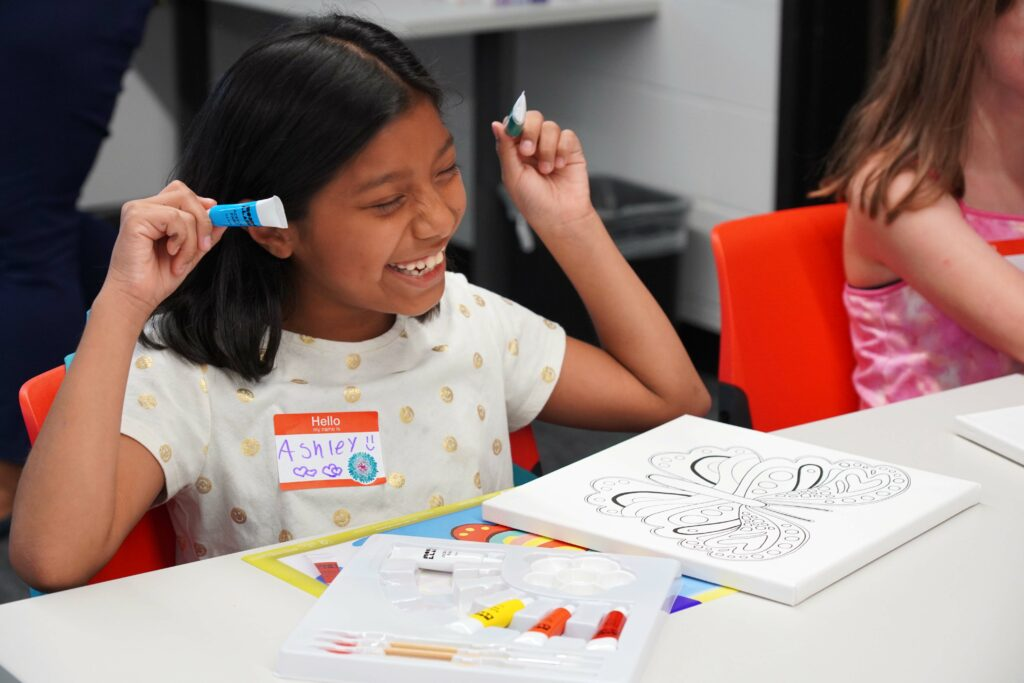 Boys-and-Girls-Central-Iowa girl coloring